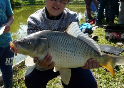 Rybářské závody mládeže – O zlatou udici 2016