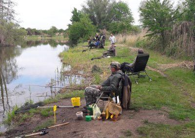 Rybářské závody dospělých – Memoriál Josefa Vidourka – 2019
